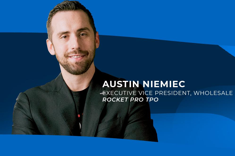 Austin Niemec, Executive VP Wholesale, QLMS