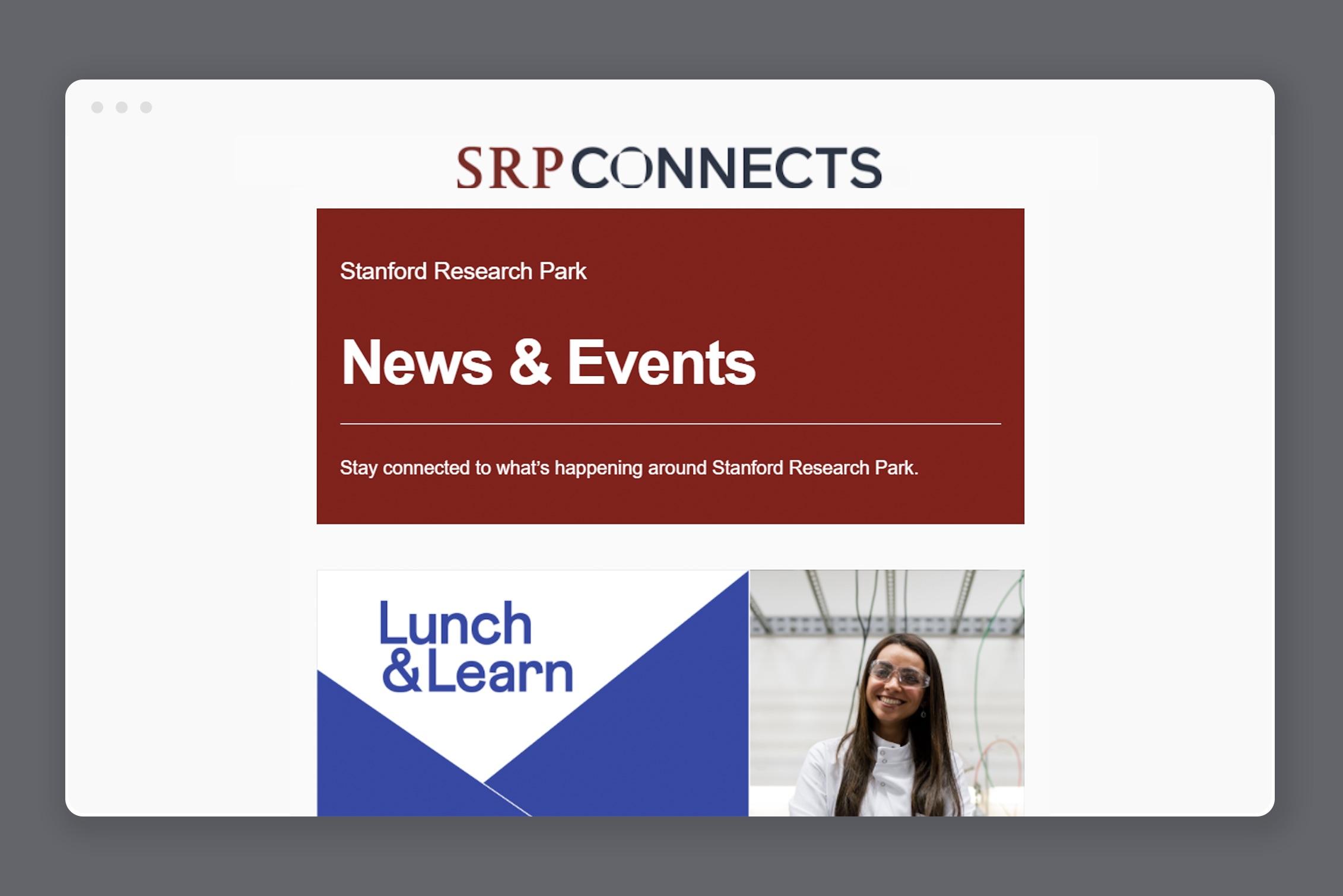SRP newsletter