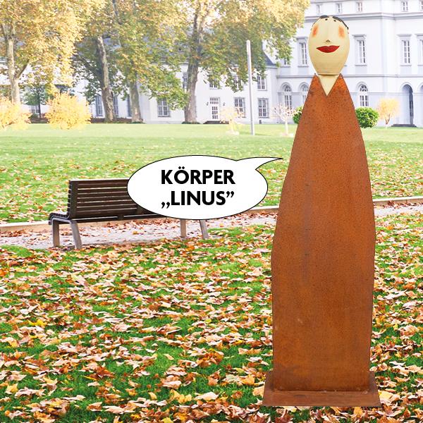 """Großfigur """"Linus"""""""
