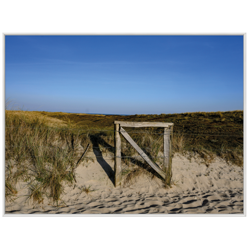The Gate - Sylt auf Leinwand