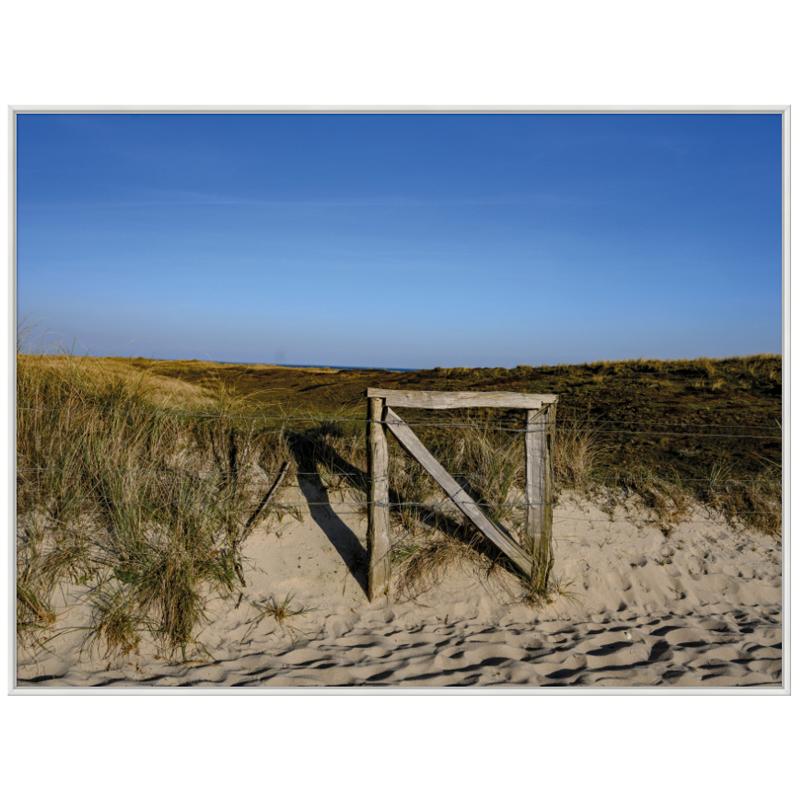 The Gate - Sylt auf Leinwand