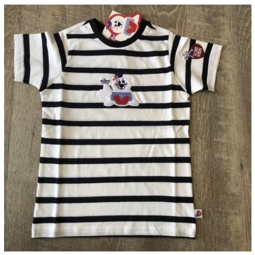 Kinder Shirt - Robbe