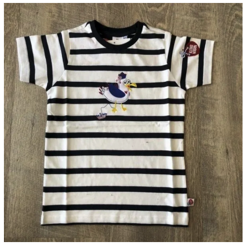 Kinder Shirt - Möwe Malwa