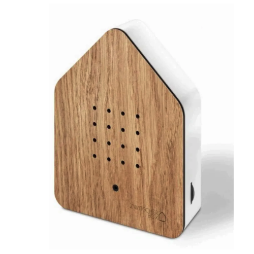 Zwitscherbox Holz
