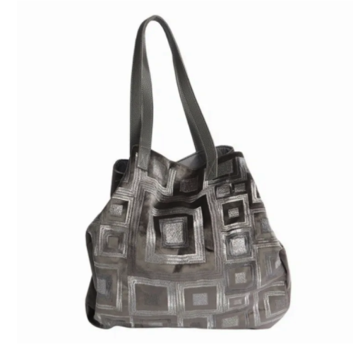 Schultertasche Macy / Taupe
