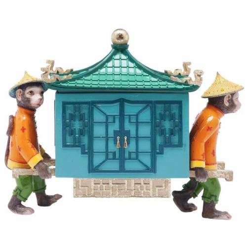 Monkey Deko Box