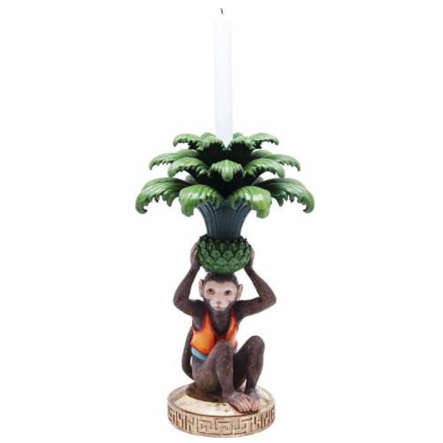 Monkey Kerzenständer