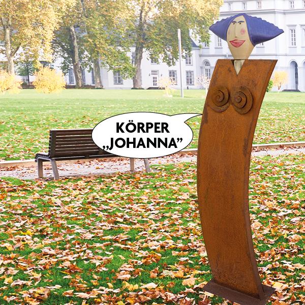 """Großfigur """"Johanna"""""""