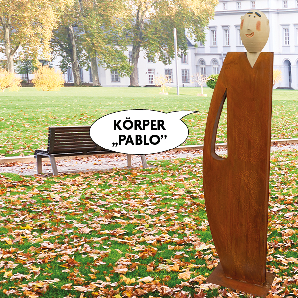 "Großfigur ""Pablo"""