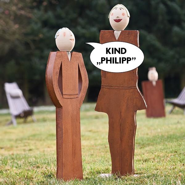 """Großfigur """"Kind Philipp"""""""