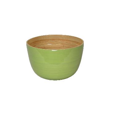 Bambusschalen lindgrün