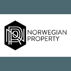 Norwegian property logo.