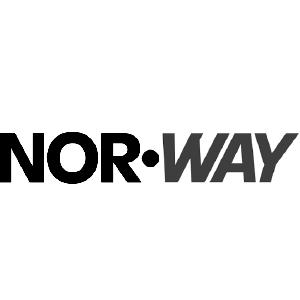 Nor way logo.