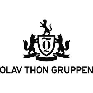 Olav Thon Gruppen logo.