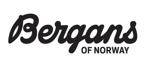 Bergans logo.