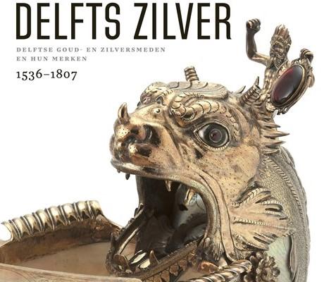Boekentip: Delftse goud- en zilversmeden en hun merken