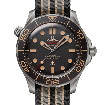 Omega lanceert speciale seamaster 007 edition