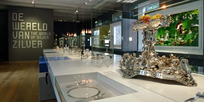 Nieuwe exposities en najaarsactiviteiten bij Zilvermuseum Schoonhoven