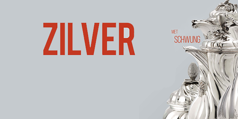 Boekentip: Zilver met 'schwung'
