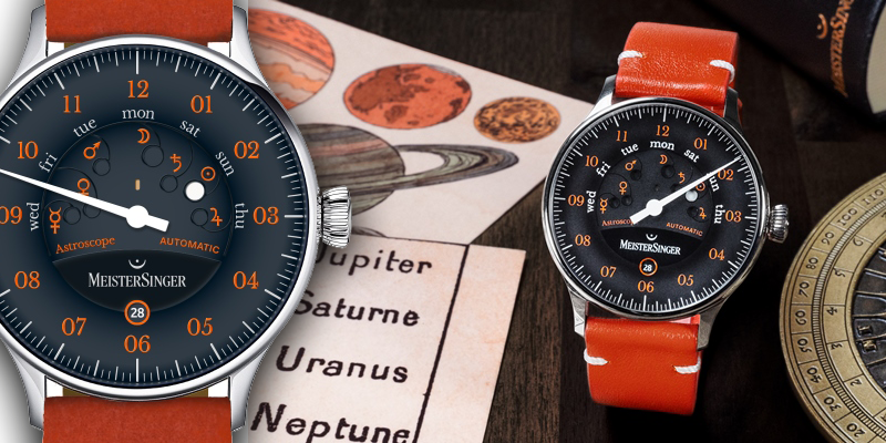 MeisterSinger lanceert Astroscope ED-AS902OR