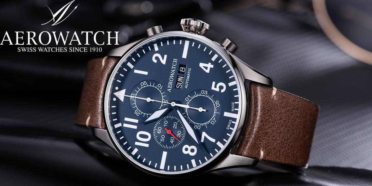 Nieuwe Aerowatch Les Grandes Classiques