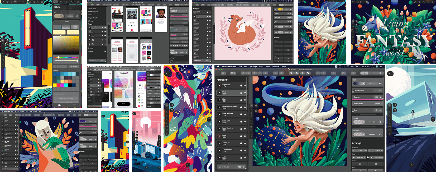 iPad Graphic Design