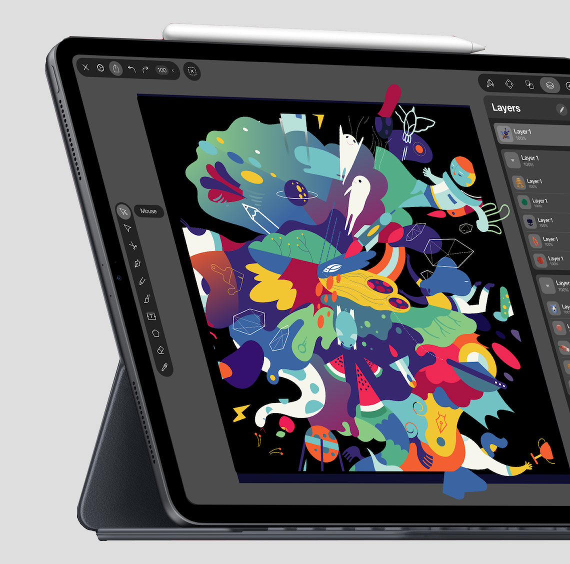Best iPad for graphic design?