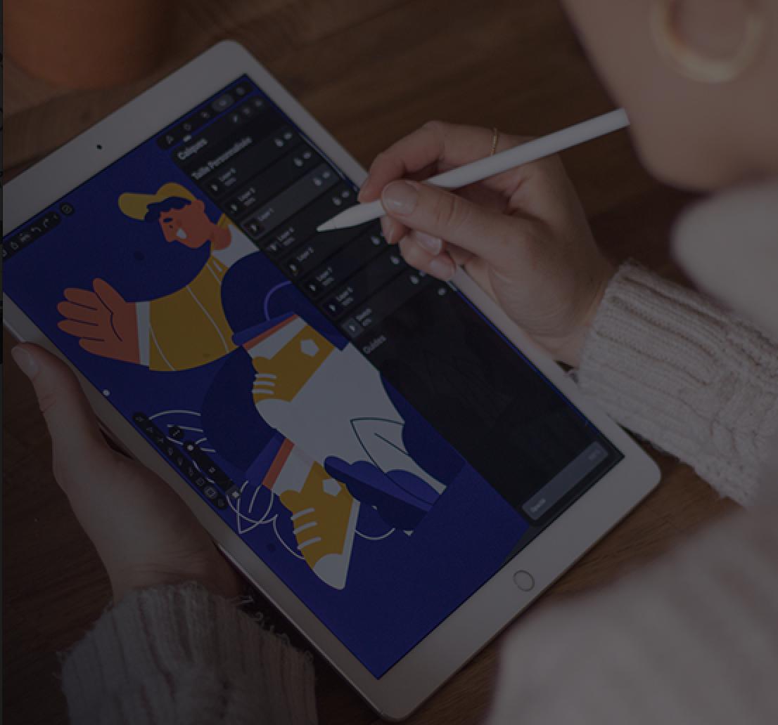 best ipad for graphic design