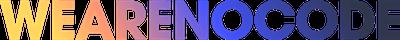 WeAreNoCode logo