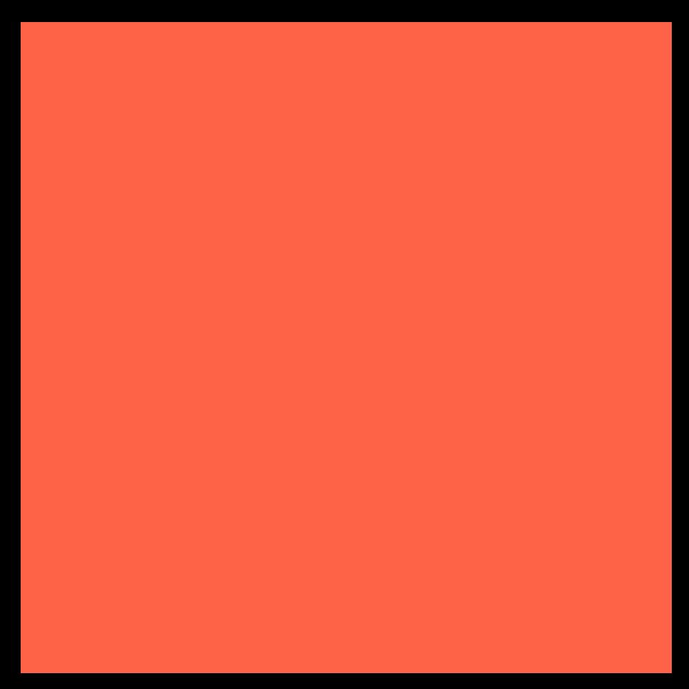 Icon cercle et triangle vers le haut rouge