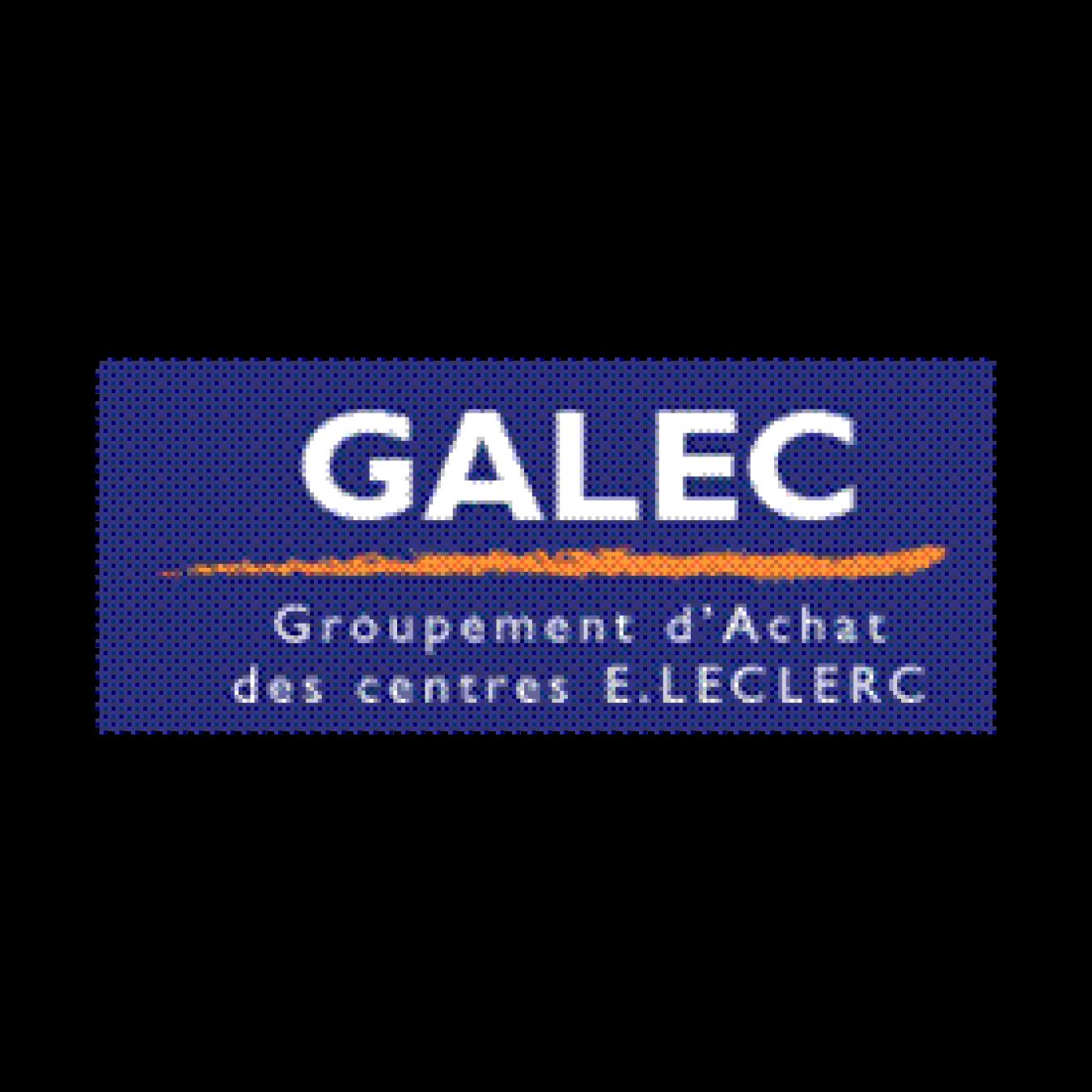Logo client Galec