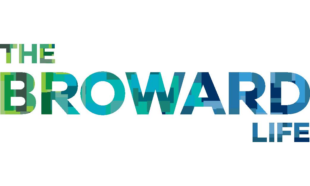 The Broward Life logo.