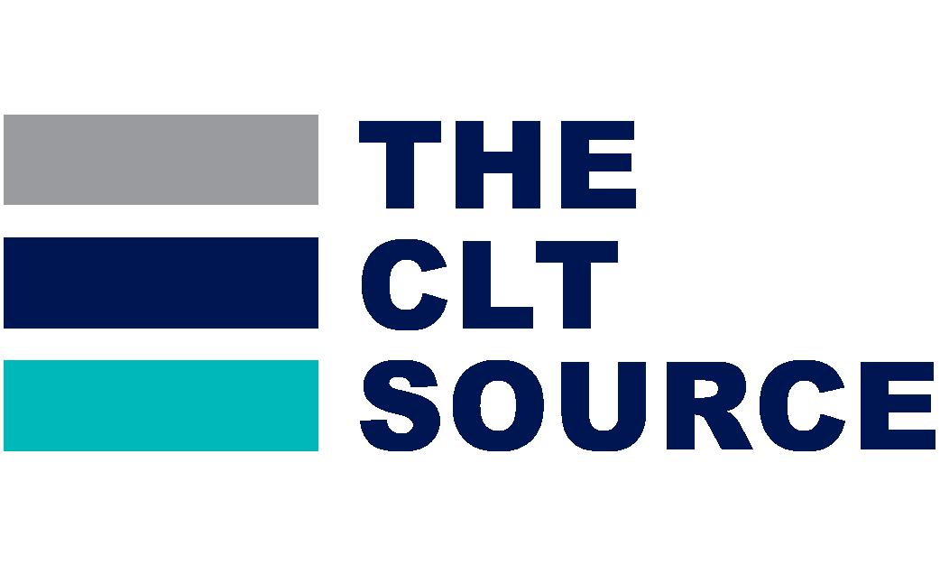 The CLT Source logo.