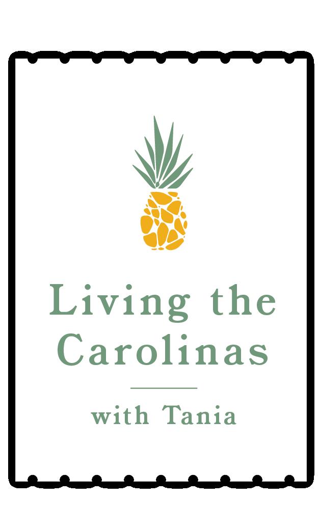 Living the Carolinas logo.