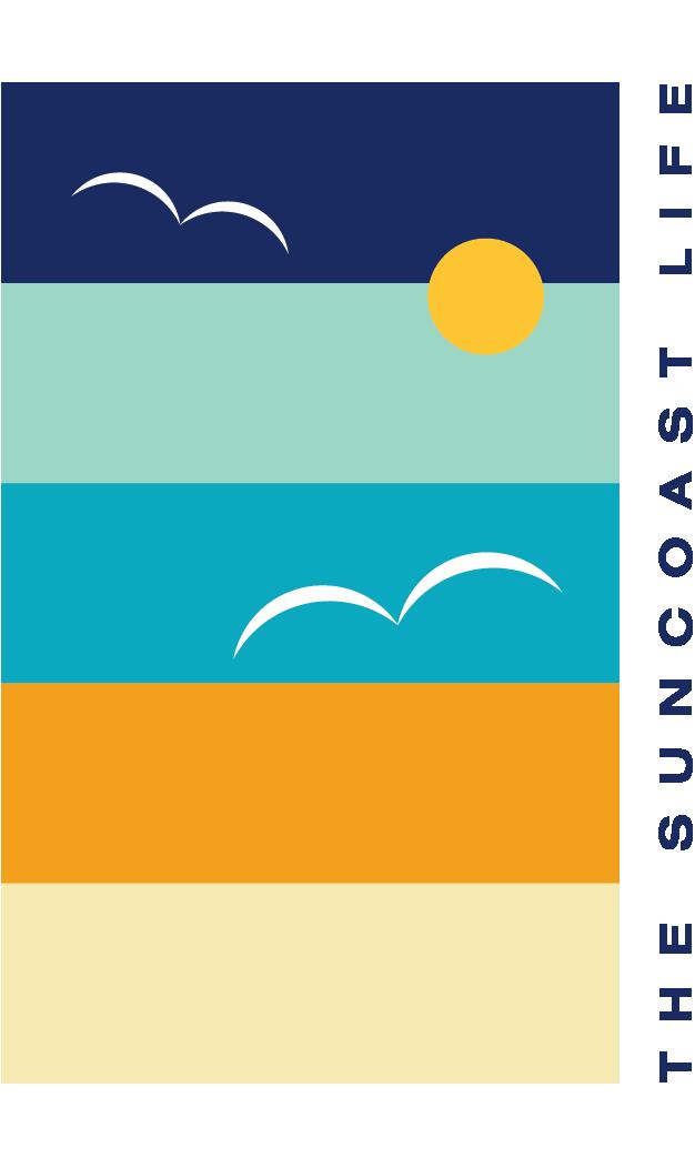 The Suncoast Life logo.