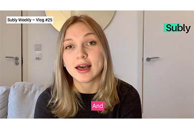 Marketing Exec On Translate Your To reach global audience vlog from subly