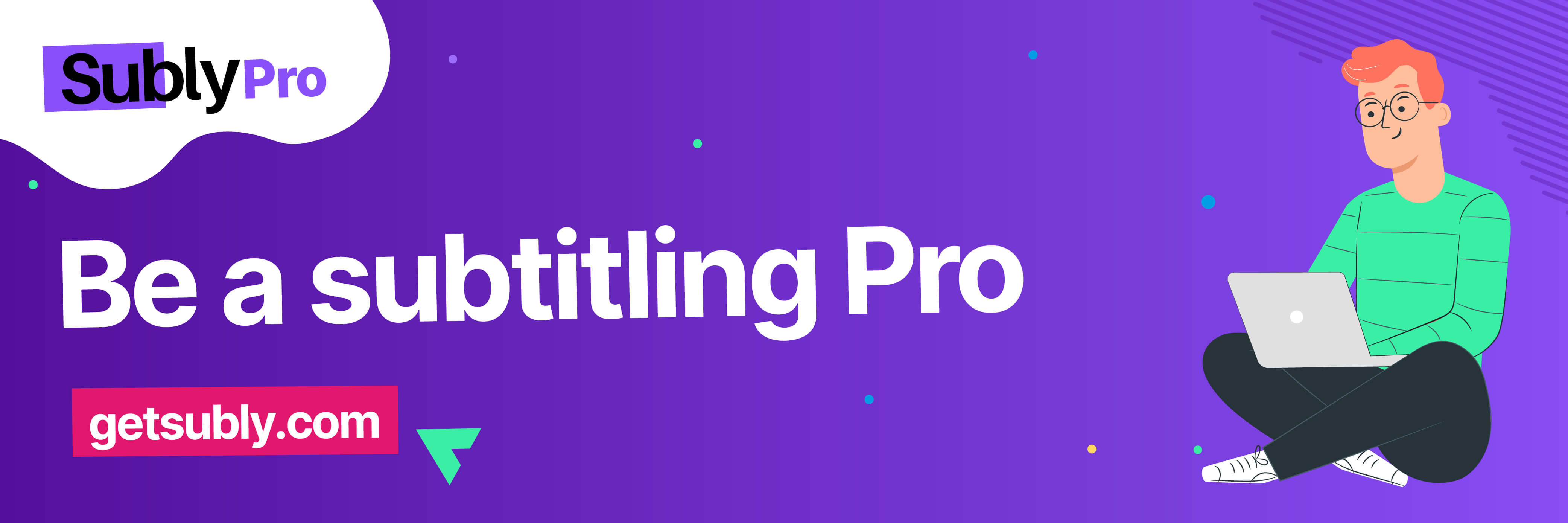 text on image become a subtitling pro with subly pro