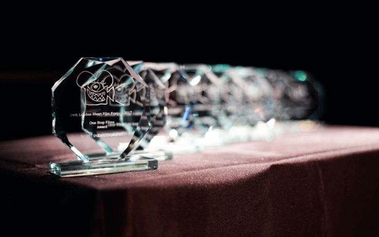 lsff trophies lined up