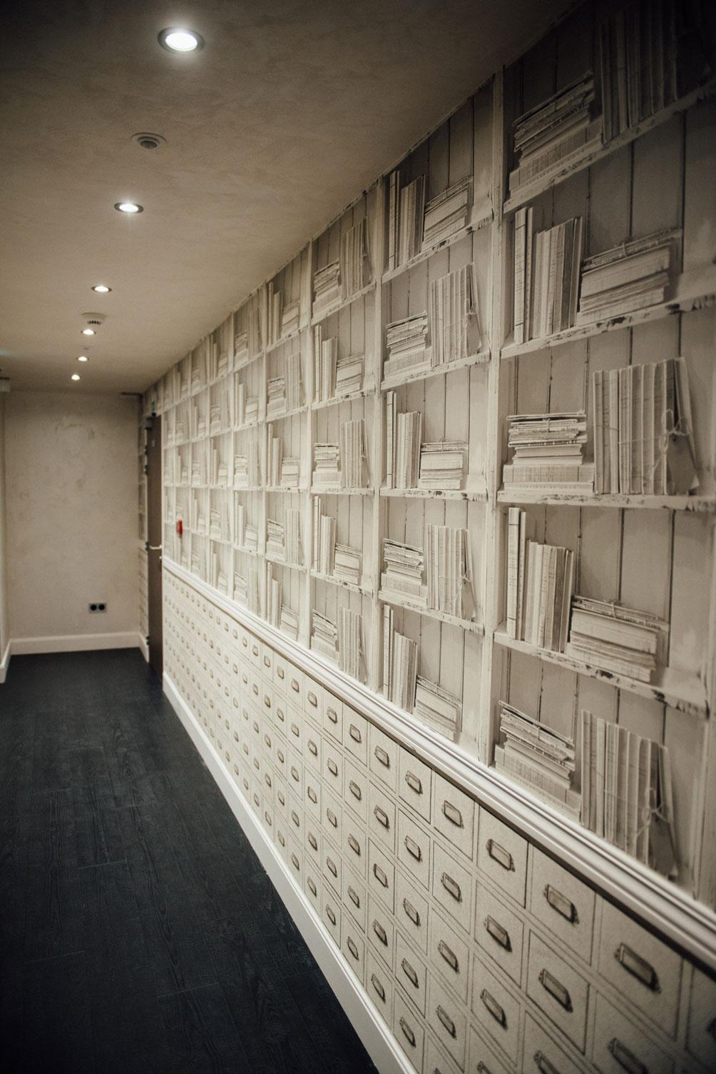 Couloirs | Amirauté Hôtel La Baule