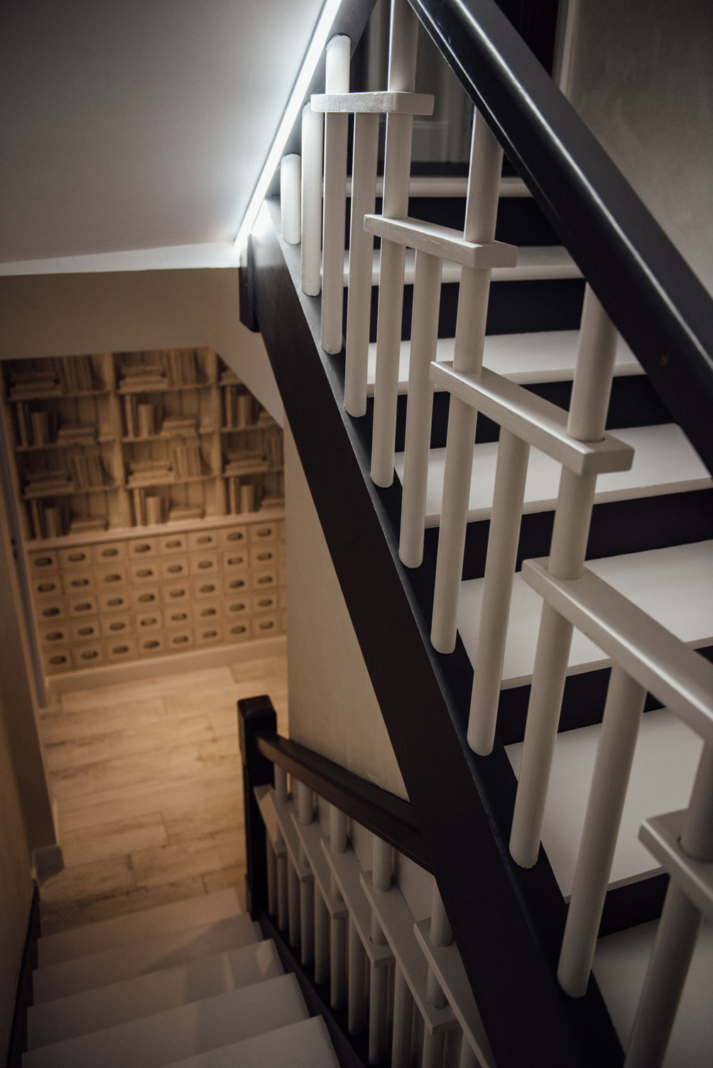 Escaliers | Amirauté Hôtel La Baule