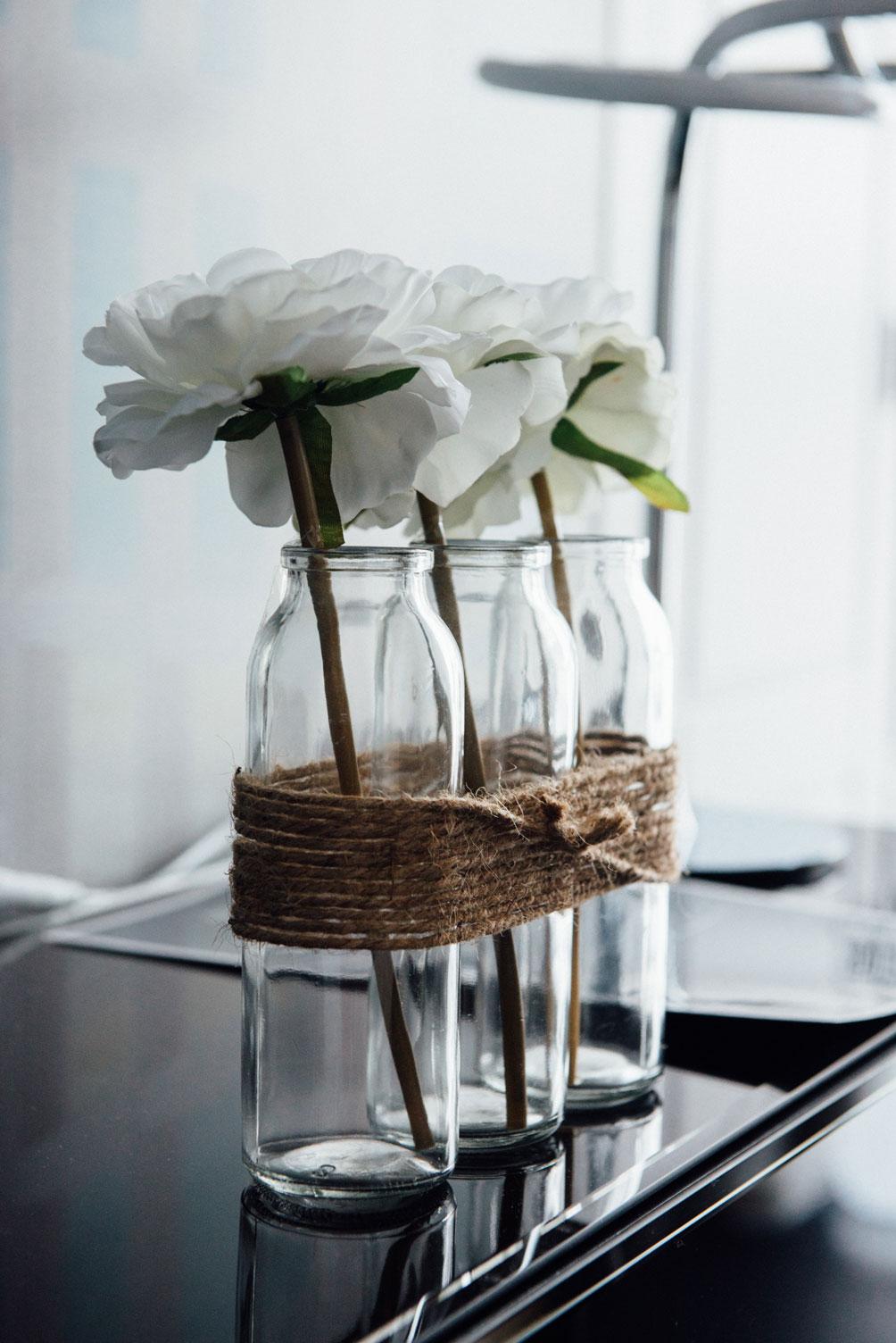 Chambre standard fleurs | Amirauté Hôtel La Baule
