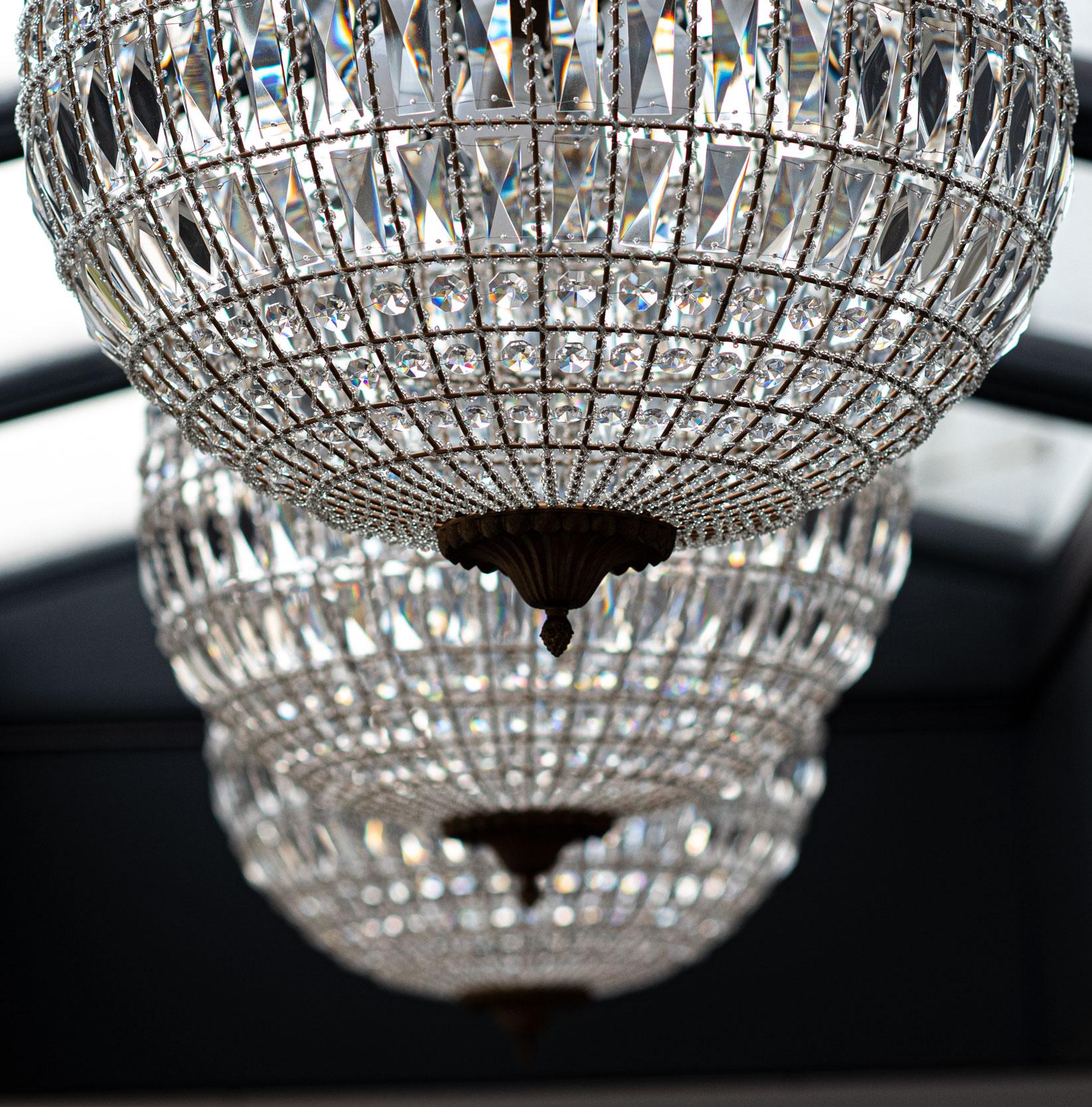 decoration lustre