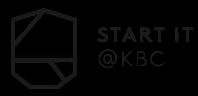 Logo client KBC