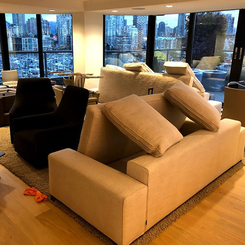 upholstery cleaning project vancouver