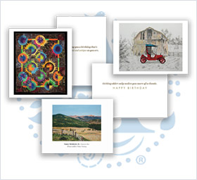 ART IS AGELESS®GREETING CARDS