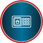 Small Business &Home Security Systems Icon