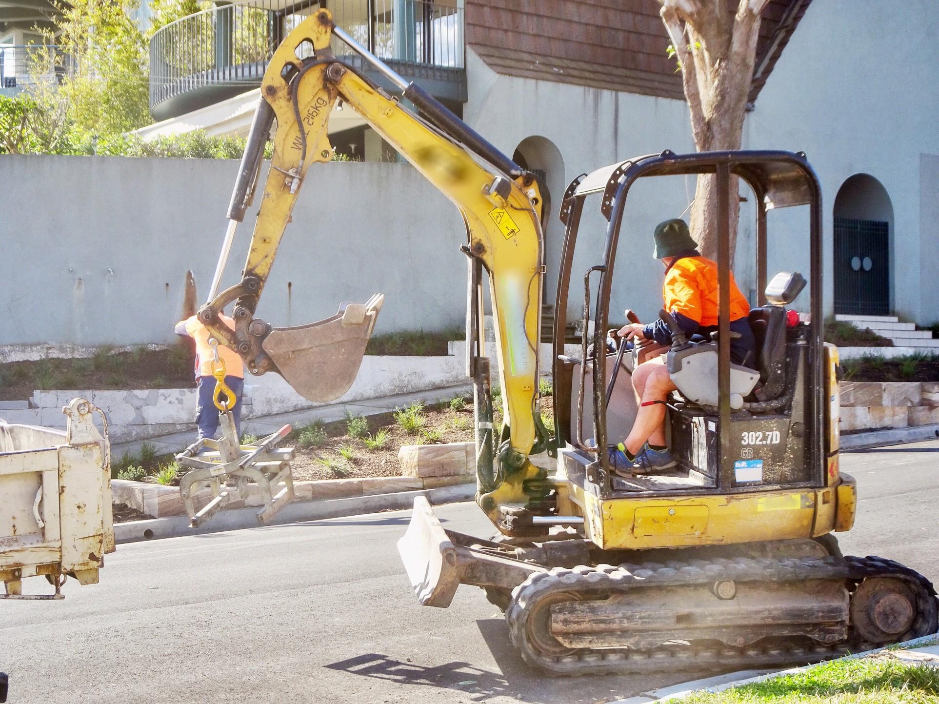 Préparation du sol pour excavation Montréal Laval