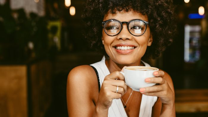 Can I Drink Coffee With My Invisalign Trays In? No – And Here's Why!