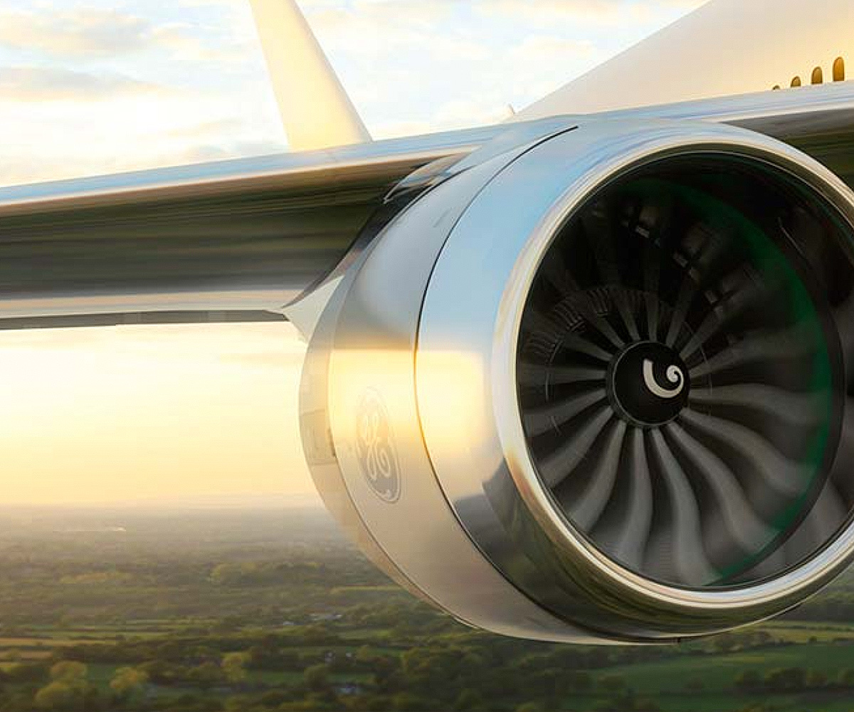 GE Aviation Engine