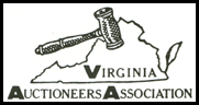 Virginia Auctioneers Association Logo